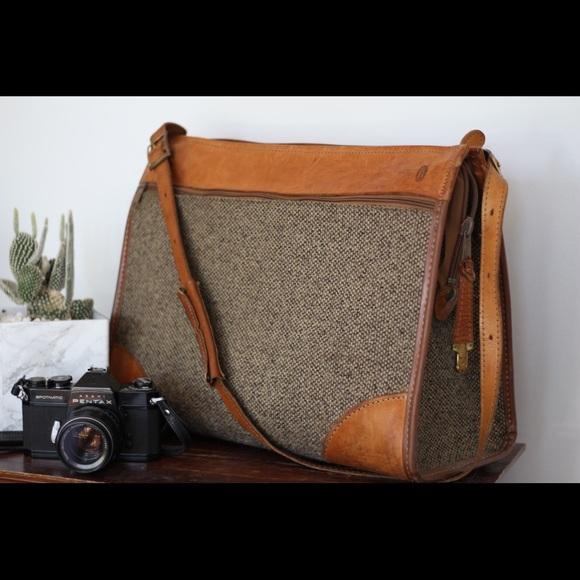 81c9a4c3246 Handbags - Vintage Hartmann Luggage Shoulder Brown Leather